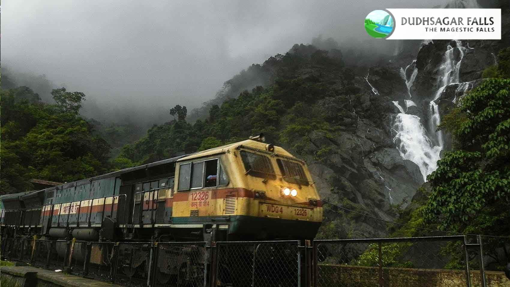 Dudhsagar-Waterfall-Train-Station-Goa