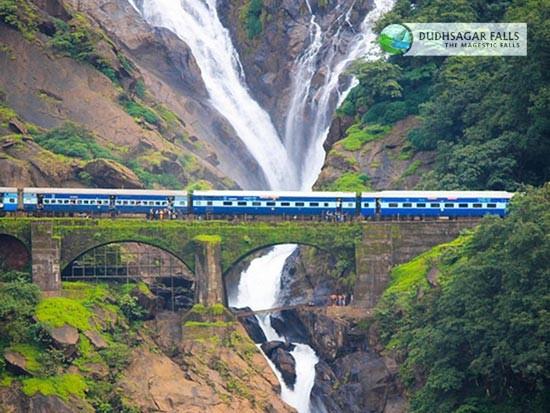 best time to visit Dudhsagar