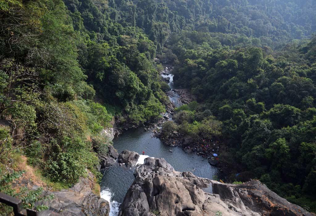 Dudhsagar Waterfalls Tourist Information - Jeep Safari Booking - Package