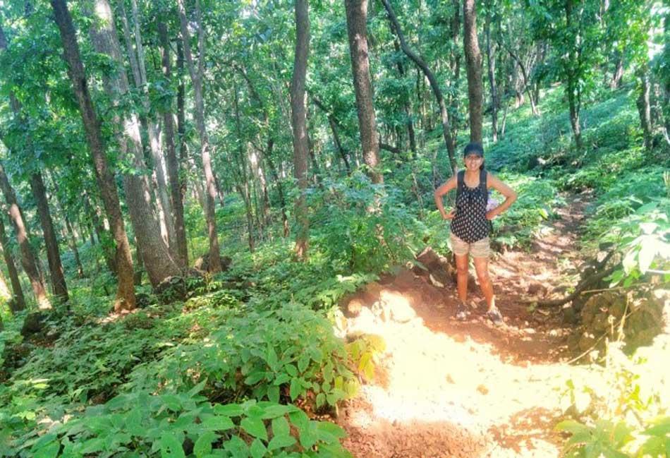 Dudhsagar Falls Trekking